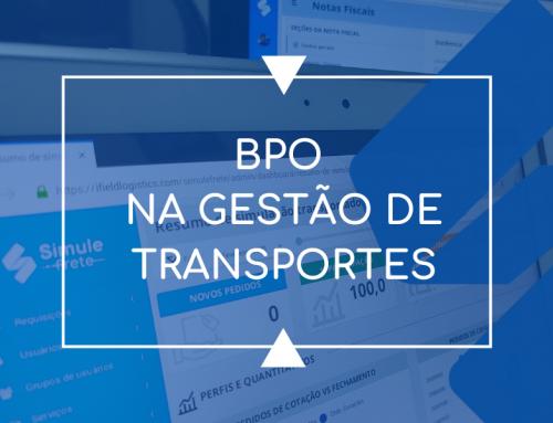 BPO EM TRANSPORTES