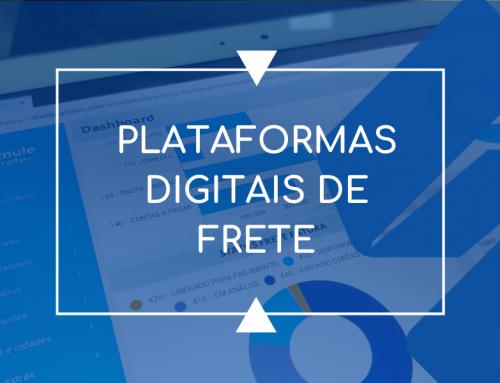 Plataformas digitais de frete